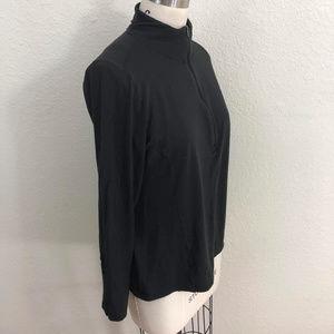 Patagonia 1/4 Zip T-Shirt Base Layer Sz Women's L